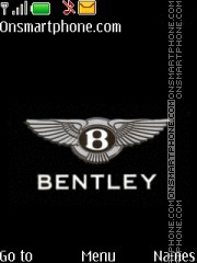 Bentley 14 theme screenshot