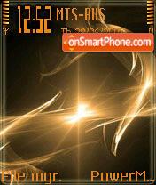 Light End Wind theme screenshot