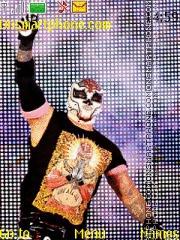 WWE Rey Mysterio es el tema de pantalla