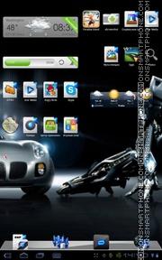 Скриншот темы Transformers 05