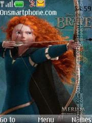 Скриншот темы Brave 01