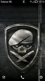 Moha theme screenshot