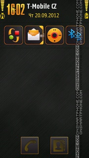Скриншот темы Colorsteel S60v5