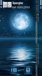 Full Moon tema screenshot