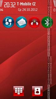 Nexus Red S1 es el tema de pantalla