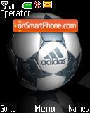 Скриншот темы Adidas 03