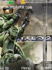 Halo es el tema de pantalla