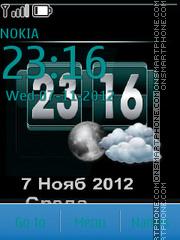 HTC-DD theme screenshot