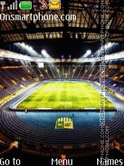 Arena FC Metalist Kharkiv theme screenshot