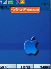 Apple Mac 2 Theme-Screenshot