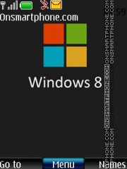 Windows 8 Icons Theme-Screenshot