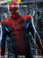 Spider Man 3 01 Theme-Screenshot