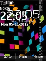 Android Lumia theme screenshot