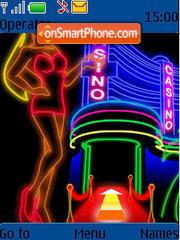 Neon 6280 theme screenshot