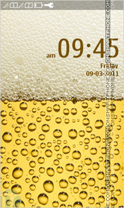 Beer Theme theme screenshot