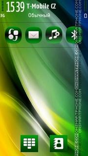 Green Ride es el tema de pantalla