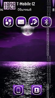 Moonlight 06 es el tema de pantalla