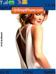 Drew Barrymore 09 theme screenshot