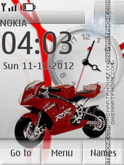 Moto GP RR By ROMB39 theme screenshot