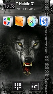 Wolf 12 Theme-Screenshot