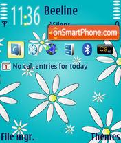 Daisy Default theme screenshot