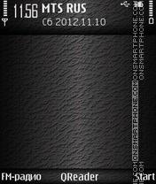 Gravity theme screenshot