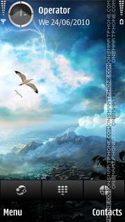 World theme screenshot