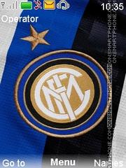 Скриншот темы Forza Inter