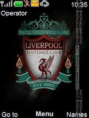 Liverpool theme screenshot