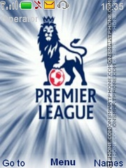 Fc Premier League theme screenshot
