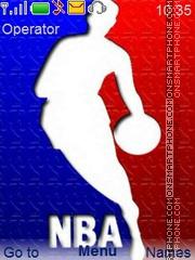 Nba Theme theme screenshot