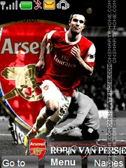 Rvp1 theme screenshot