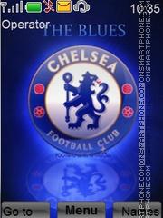 Chelsea theme screenshot
