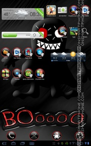 Boo 02 theme screenshot