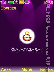 Galatasaray2 theme screenshot