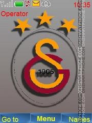 Galatasaray1905 theme screenshot