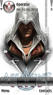 AssassinCreed es el tema de pantalla