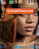 Rihanna 01 es el tema de pantalla