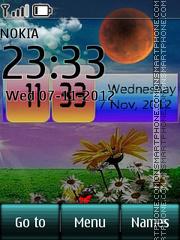 Скриншот темы Day and night 01