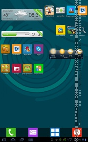 Windows 8 Metro theme screenshot