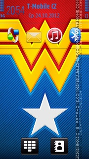 Star new icon 5th es el tema de pantalla