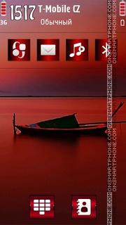 The Voyage v5 theme screenshot
