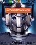 Cyberman 2005 theme screenshot