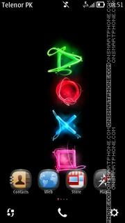 Ps3 Theme-Screenshot