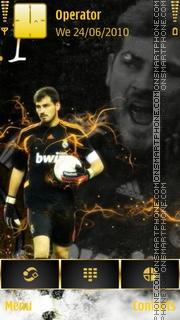 Casillan1 theme screenshot