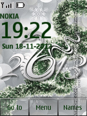 novyi 2013 theme screenshot
