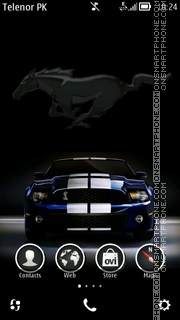 Ford by sher theme screenshot