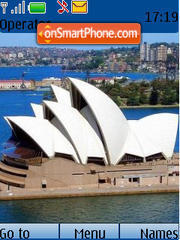 Australia tema screenshot