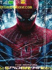 Amazing Spiderman es el tema de pantalla
