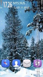 Winter es el tema de pantalla